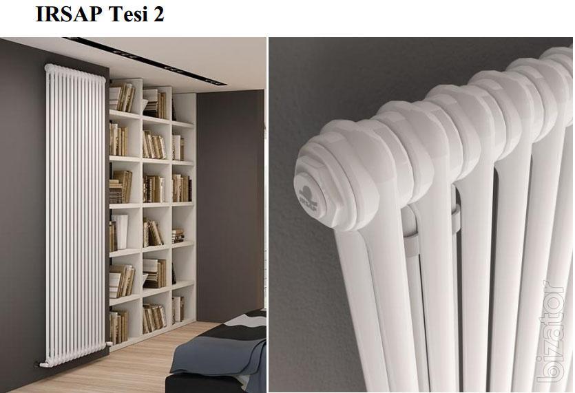 Steel tubular radiators Tesi Irsap - Buy on www.bizator.com