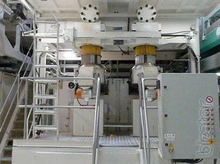 Sell Italian pasta line Braibanti 1500kg/h