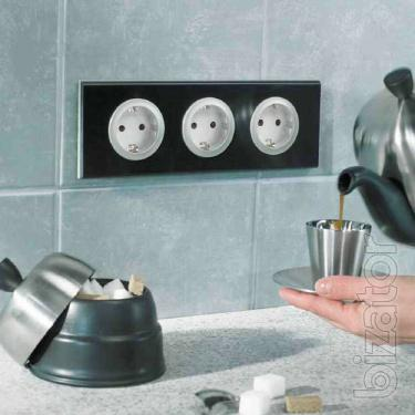 Switches, sockets Legrand Celiane""