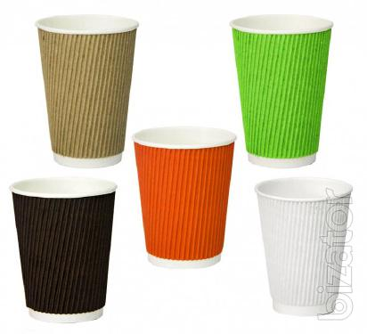 The paper cups 175/185 ml