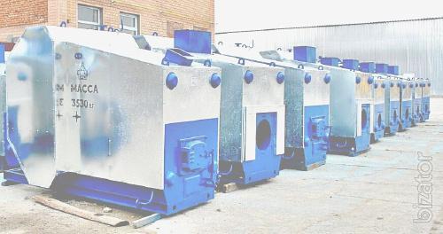 Sell steam boiler