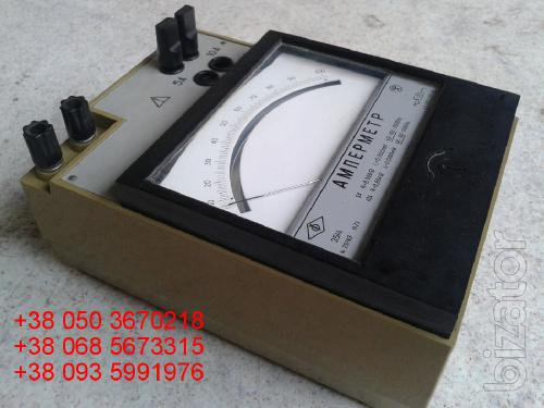 Sell warehouse ammeters laboratory E (e-514, 514 e) 5-10A (similar A)