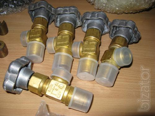 VK-94-01 valve bottled oxygen