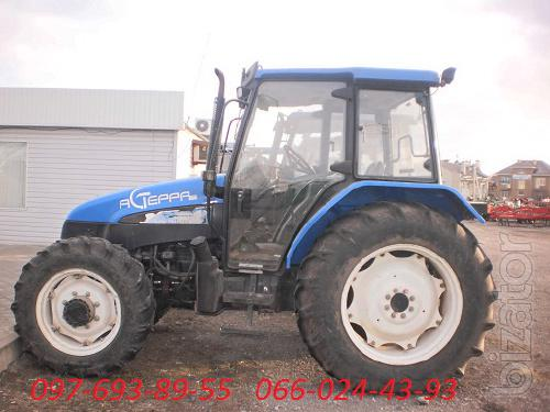 The tractor New Holland TL5060 B..