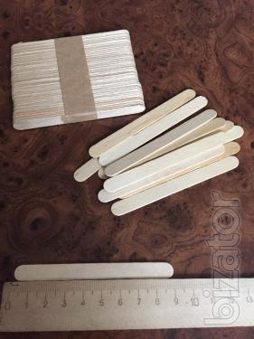 wooden wand for coffee machines