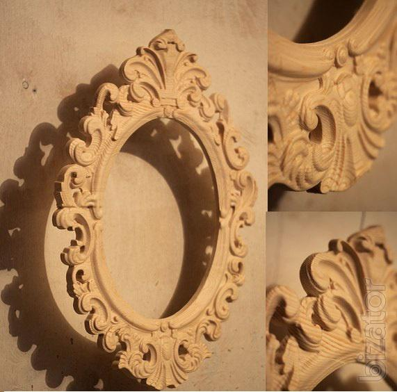 Carved Wooden Frames For Paintings Mirrors