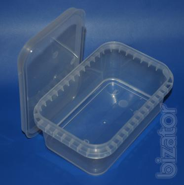 Food packaging from the manufacturer at wholesale and retail, from 0.150 ml to 20.0 l