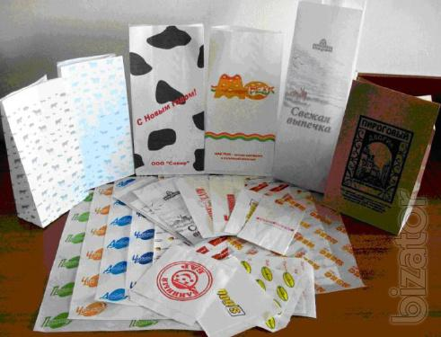 Paper, laminated, foil packs