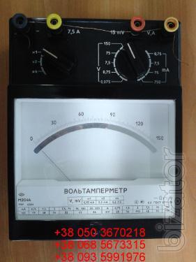Sell warehouse voltammeter M (M-2044, M 2044) 0,75 mA-30A, mW-600V