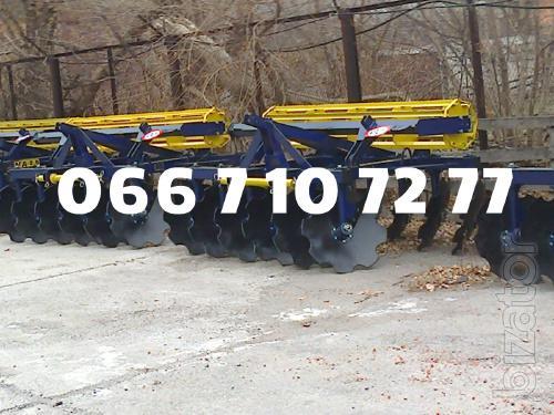 The proposal for the farmers of Ukraine - buy a disc harrow AGD,AGD-2.1, N, AGD-2.1 AGD-2.5 AGD-2.5 N.