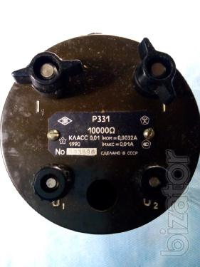 Coil electrical resistance R, R, R