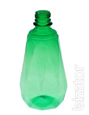 Sell plastic Bottles (PET) blowing from 0.3 l to 6 new LTL