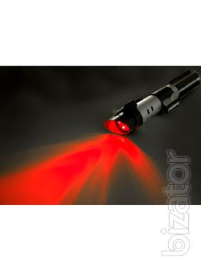 Flashlight Star Wars in the form of a lightsaber - $63