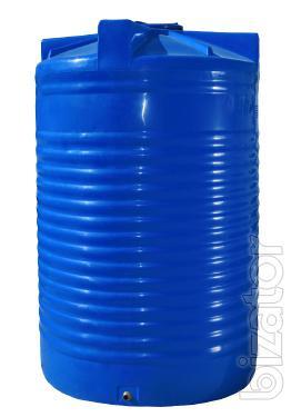 Capacity vertical 20 000 liters