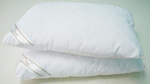 pillow Winter-Summer collection Demi white