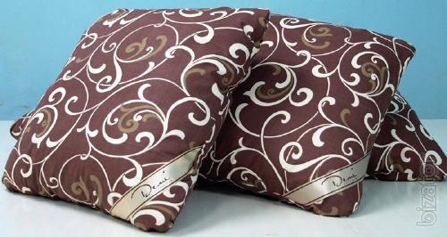 pillow Winter-Summer collection Demi Wenzel