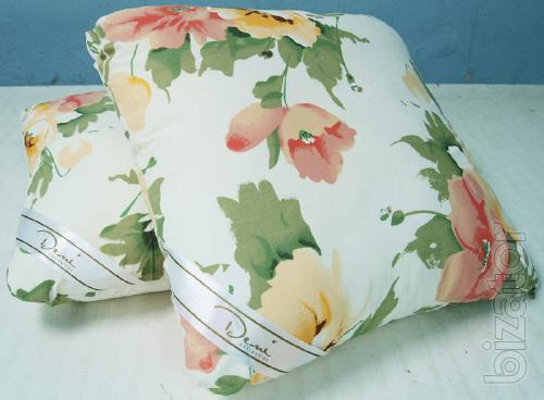 pillow Winter-Summer collection Demi flowers