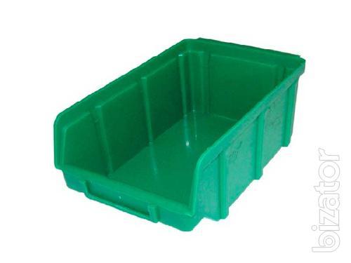 Sell plastic boxes for tools to buy in Kiev plastboks.etov.ua
