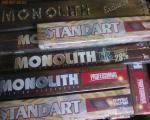 electrodes monolith monolith