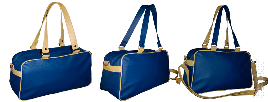 Sewing bags, briefcases, backpacks, cosmetic bags