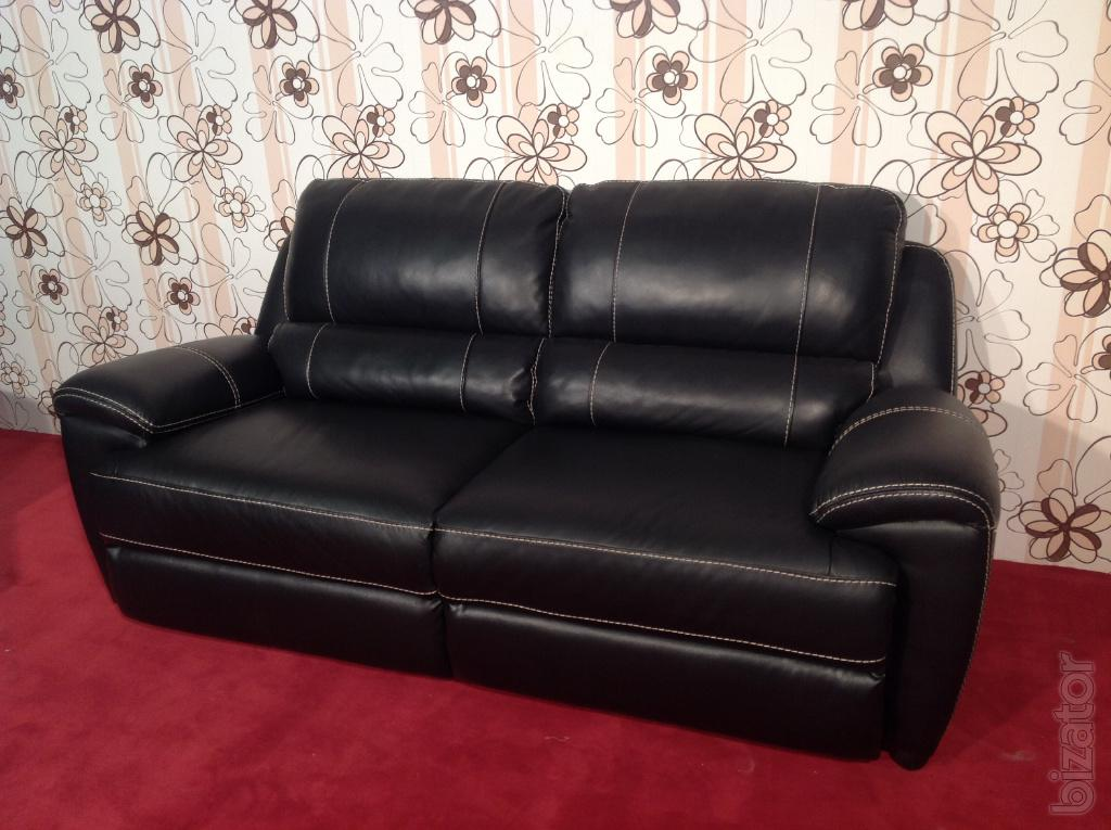Sell new large soft leather sofa from germany buy on www for Sofa bed germany