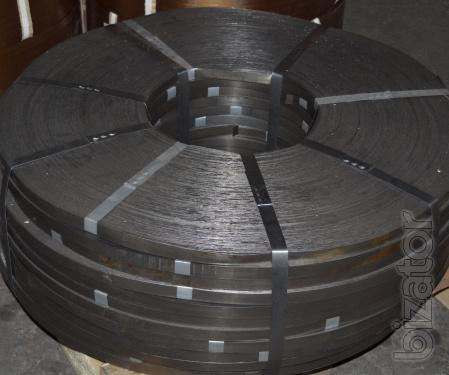Tape packaging steel domestic
