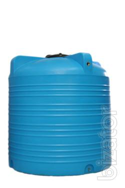 The water tank of 3000 liters