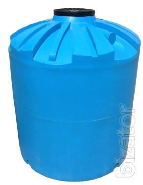 Plastic barrel 10000 liters