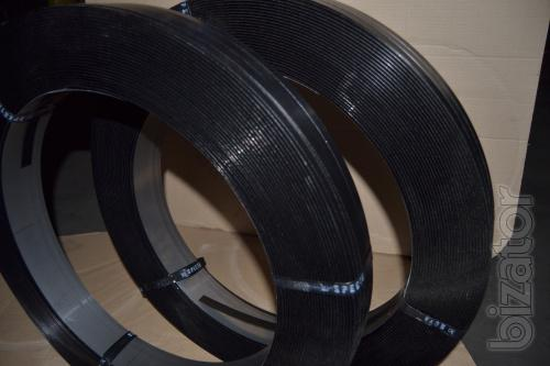 Tape packaging steel imported