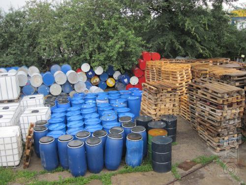 Constantly buying plastic barrels, metal, containers (Tanks, Cuba) 1000L IBC container to Ukraine.