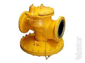 Регулятор давления газа РДУК2-50