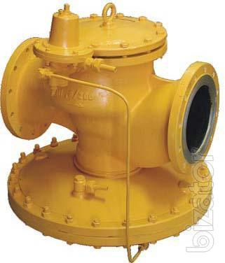 регулятор давления газа рдук-2н