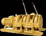 Winches LS-17, LS-30, LS-55, LS-100, WELD-18000, LS-10 and parts