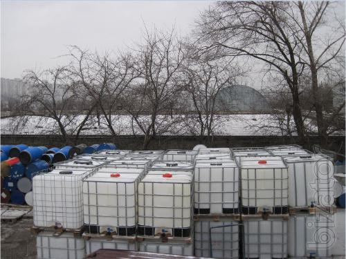 Continuously implement capacity (Tanks, Cuba) 1000L