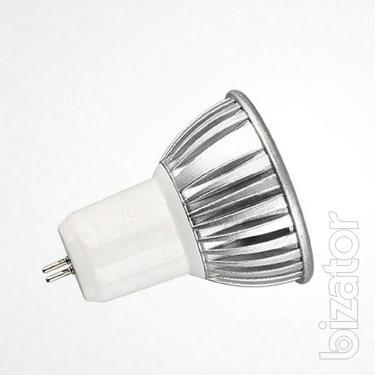 Led lamp led GU5 3 MR16 3W 220V