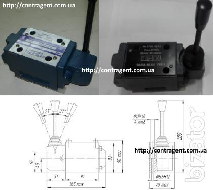 The valve VE, VE, VEH, jmv-10, PX 6, RE.3, R, D 10.3
