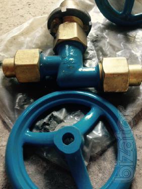 Valve KS-7141, valve COP 7141 passing oxygen