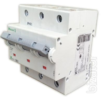 Circuit breaker Moeller/Eaton PLHT-C80/3 (248039)