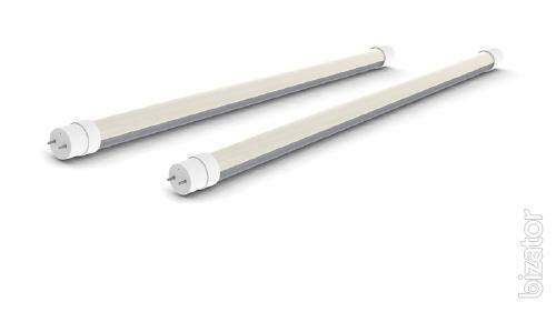 Replacement of fluorescent lamps