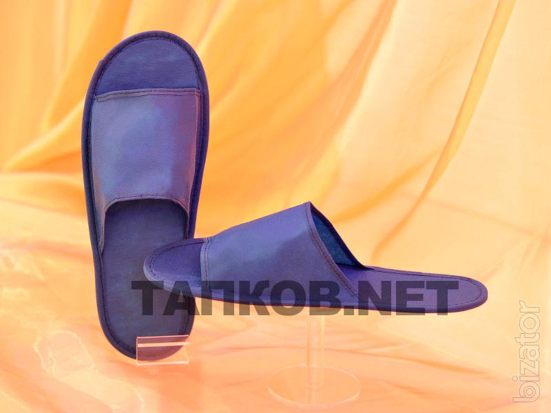 Slippers disposable from the manufacturer