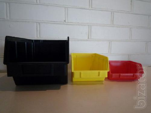 plastic boxes for sundries plastbox com ua in Odessa