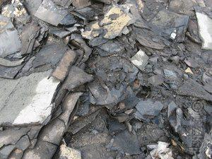 The company buys waste bitumen