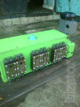 Station lubrication SNM-4112 lubricator