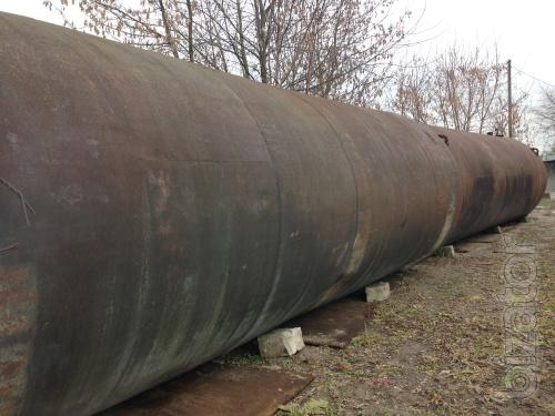tank, a barrel, a tank of 50 cubic meters (50,000 gallons)