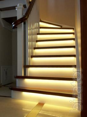 Automatic Stair Lighting LED Ukraine