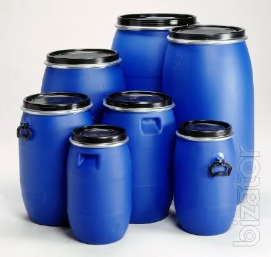 Will sell barrels , IBC