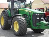 Tractor John Deere 8530 ILS Autotrac 2007 g/in,6454 m/h, power-350 HP