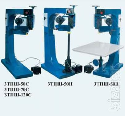stitching machine for stitching of cardboard boxes. TPS-50C, TPS-70C, TPS-120S, TPS-50H