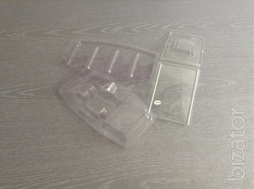 Blister for accessories to mobile phones