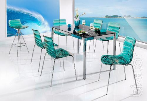 Stylish Italian L\'EAU chairs from Calligaris buy Kiev